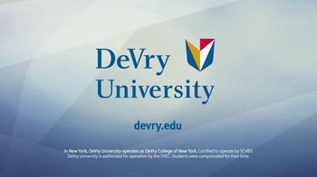 DeVry University TV Spot, 'Shelly' - Thumbnail 8
