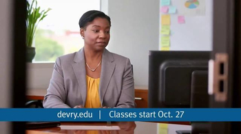 DeVry University TV Spot, 'Shelly' - Thumbnail 4