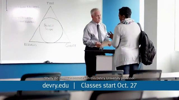 DeVry University TV Spot, 'Shelly' - Thumbnail 5