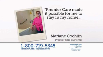 Premier Care Walk-In Tub or Easy Access Shower TV Spot, 'The Best Gift' - Thumbnail 4