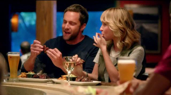 Applebee's All-You-Can-Eat Crosscut Ribs TV Spot, 'Why They're Happy' - Thumbnail 3