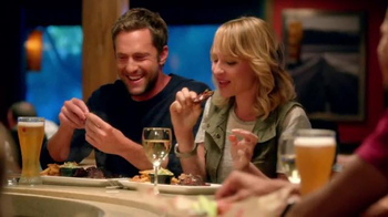 Applebee's All-You-Can-Eat Crosscut Ribs TV Spot, 'Why They're Happy' - Thumbnail 7