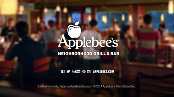 Applebee's All-You-Can-Eat Crosscut Ribs TV Spot, 'Why They're Happy' - Thumbnail 9