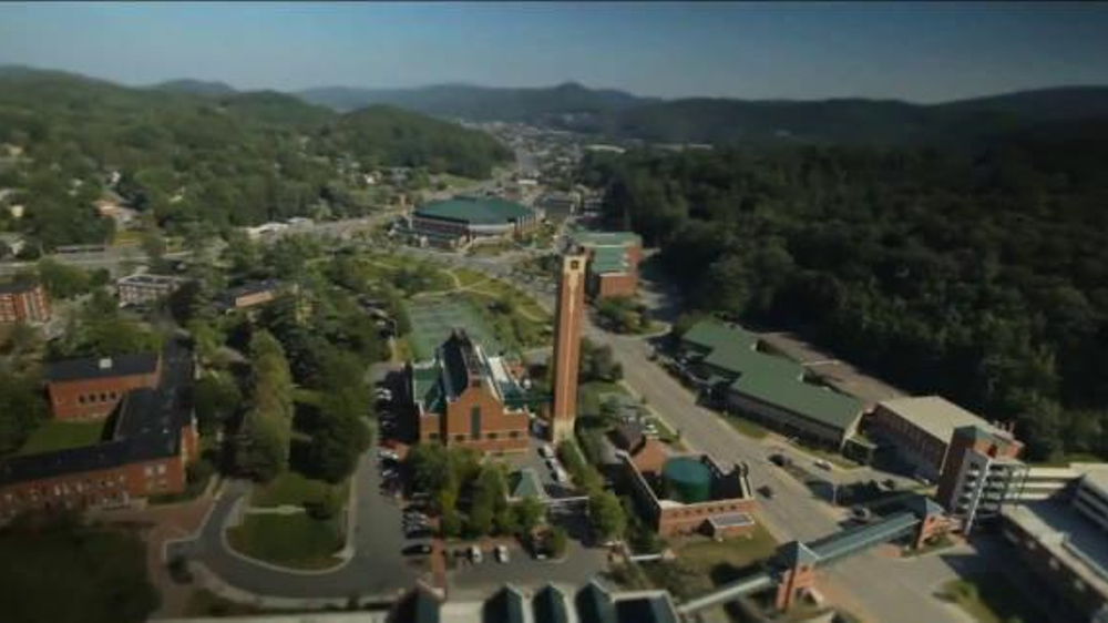 an analysis of the video advertisement for the appalachian state university Advertisement information security:  cio at appalachian state university  neal fisch, and david escalante, video: 4 it leaders debate security,.