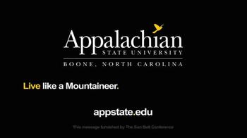 Appalachian State University TV Spot - Thumbnail 10