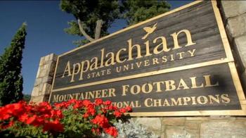 Appalachian State University TV Spot - Thumbnail 3