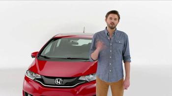 2015 Honda Fit TV Spot, 'Yogis, Carpets, Yachts and Aliens' - Thumbnail 6
