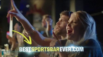 Dave and Buster's TV Spot, 'Best Sports Bar Ever' Featuring Matthew Berry - Thumbnail 9