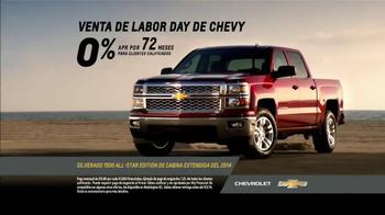 Chevrolet Venta de Labor Day TV Spot, Letra por Kid Rock [Spanish] - Thumbnail 7