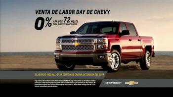 Chevrolet Venta de Labor Day TV Spot, Letra por Kid Rock [Spanish] - Thumbnail 8