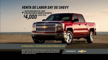 Chevrolet Venta de Labor Day TV Spot, Letra por Kid Rock [Spanish] - Thumbnail 9