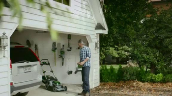 EGO Blower TV Spot, 'Why Mess With Gas' - Thumbnail 1
