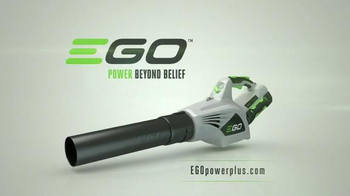 EGO Blower TV Spot, 'Why Mess With Gas' - Thumbnail 10