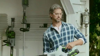 EGO Blower TV Spot, 'Why Mess With Gas' - Thumbnail 2