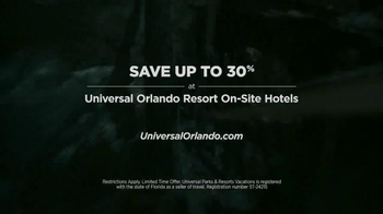 The Wizarding World of Harry Potter TV Spot, 'Lightning: Diagon Alley: Save Up to 30 Percent' - Thumbnail 8