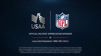 USAA TV Spot, 'NFL' - Thumbnail 10