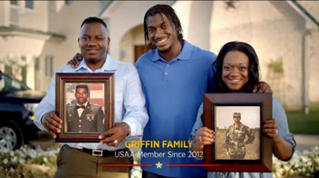USAA TV Spot, 'NFL' - 493 commercial airings