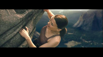 E*TRADE TV Spot, 'Talent Scout: Rock Climbing' Featuring Kevin Spacey - Thumbnail 1