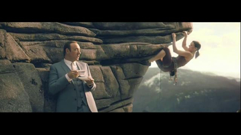 E*TRADE TV Spot, 'Talent Scout: Rock Climbing' Featuring Kevin Spacey - Thumbnail 5