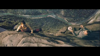 E*TRADE TV Spot, 'Talent Scout: Rock Climbing' Featuring Kevin Spacey - Thumbnail 7