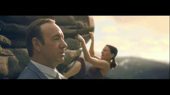 E*TRADE TV Spot, 'Talent Scout: Rock Climbing' Featuring Kevin Spacey - Thumbnail 8