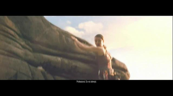E*TRADE TV Spot, 'Talent Scout: Rock Climbing' Featuring Kevin Spacey - Thumbnail 9
