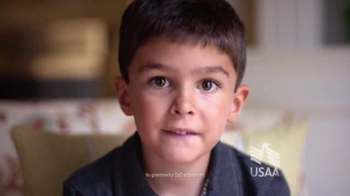 USAA Auto Insurance TV Spot, 'Thank You'