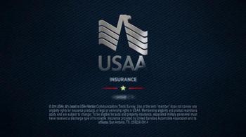 USAA Auto Insurance TV Spot, 'Thank You' - Thumbnail 8