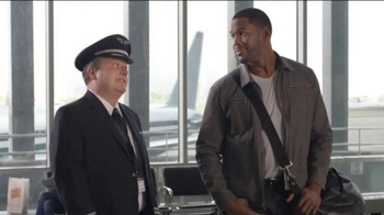 Metamucil Health Bar TV Spot, 'Airport' Featuring Michael Strahan - 1550 commercial airings