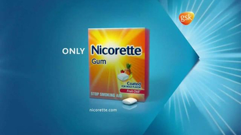 Nicorette Gum Fruit Chill TV Spot, 'Intense Craving Relief' - Thumbnail 10