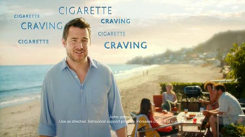 Nicorette Gum Fruit Chill TV Spot, 'Intense Craving Relief'