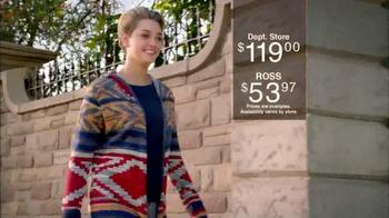Ross Fall Fashion Event TV Spot, 'Latest Styles' - Thumbnail 6