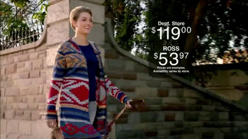 Ross Fall Fashion Event TV Spot, 'Latest Styles' - Thumbnail 7