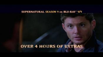 Supernatural: The Complete Ninth Season Blu-ray, DVD & Digital HD TV Spot - 298 commercial airings