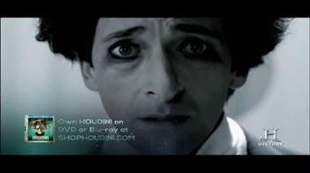 Houdini DVD & Blu-ray TV Spot - 59 commercial airings