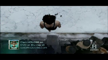 Houdini DVD & Blu-ray TV Spot - Thumbnail 3