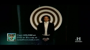 Houdini DVD & Blu-ray TV Spot - Thumbnail 4