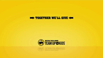 Buffalo Wild Wings TV Spot, 'Team Up for Kids' - Thumbnail 2
