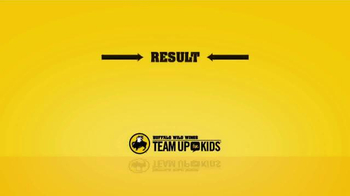 Buffalo Wild Wings TV Spot, 'Team Up for Kids' - Thumbnail 4
