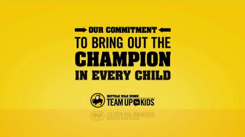 Buffalo Wild Wings TV Spot, 'Team Up for Kids' - Thumbnail 6