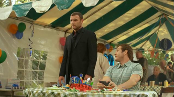 Time Warner Cable TV Spot, 'Surprise' Featuring Liev Schreiber
