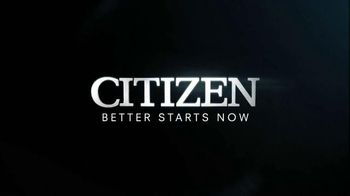 Citizen Watch TV Spot, 'Better Starts Now' Featuring Eli Manning - Thumbnail 10