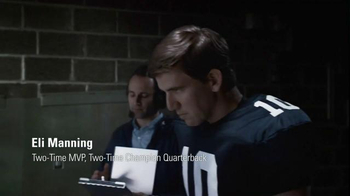 Citizen Watch TV Spot, 'Better Starts Now' Featuring Eli Manning