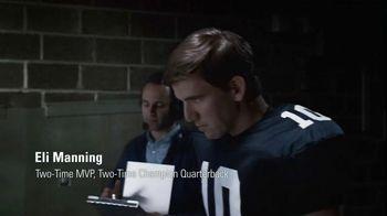 Citizen Watch TV Spot, 'Better Starts Now' Featuring Eli Manning