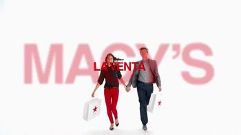 Macy's La Venta De Un Día TV Spot, 'Doorbusters' [Spanish] - Thumbnail 9