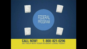 Student Loan Help Center TV Spot, 'Get Help' - Thumbnail 6