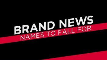 Kohl's TV Spot, 'Brand News' - 606 commercial airings
