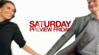 Macy's Super Saturday Sale TV Spot, 'September' - Thumbnail 2