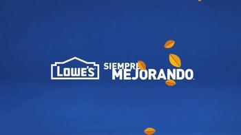 Lowe's TV Spot, 'Lavadora' [Spanish] - Thumbnail 10