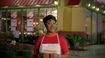 Popeyes $5 Bonafide Big Box TV Spot, 'It's Big' - Thumbnail 7
